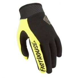Fasthouse Grindhouse 2.0 Glove Flo Yellow