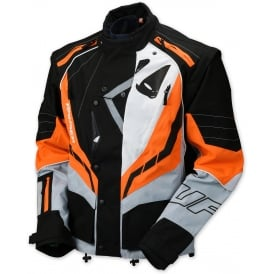 2017 UFO RANGER MX / ENDURO JACKET - ORANGE GREY