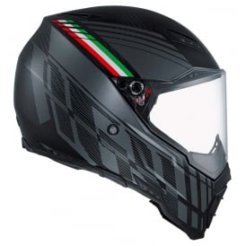 AGV AX-8 NAKED BLACK FOREST