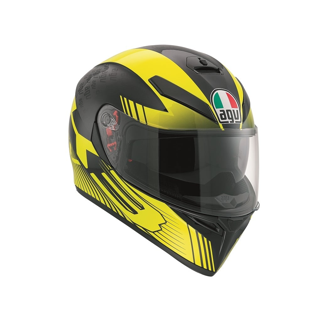 Agv K3 Sv Glimpse Motorcycle Helmets From Custom Lids Uk