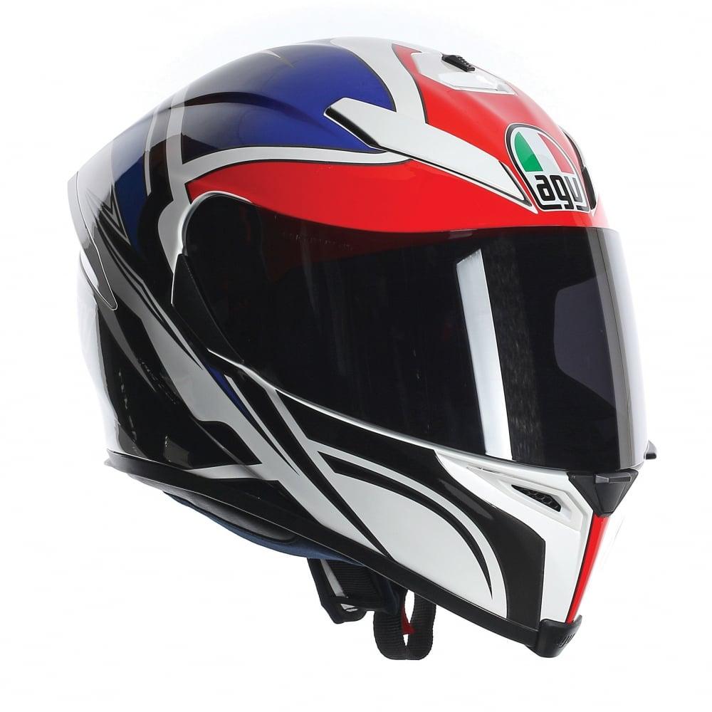 Agv K5 Roadracer Motorcycle Helmets From Custom Lids Uk