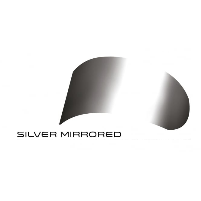 Airoh GP500 Visor Silver Mirrored