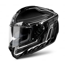 Airoh ST701 Helmet Safety Full Carbon