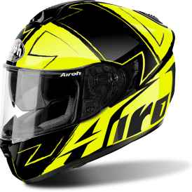 Airoh ST701 Helmet Way Yellow Gloss