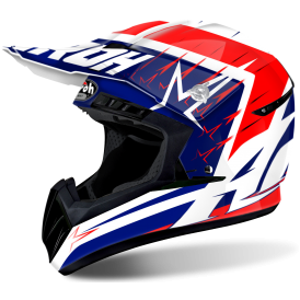 Airoh Switch MX Helmet Red