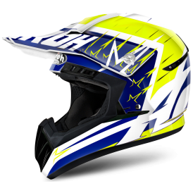 Airoh Switch MX Helmet Yellow
