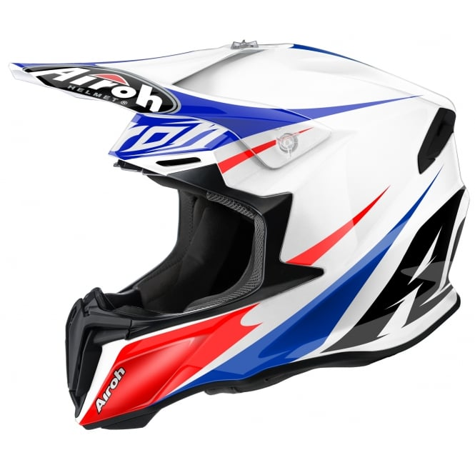Airoh Twist Motocross helmet Freedom Red