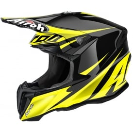 Airoh Twist Motocross helmet Freedom Yellow