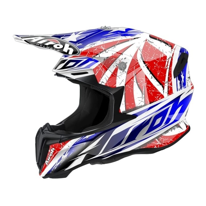Airoh Twist Motocross helmet Leader Red