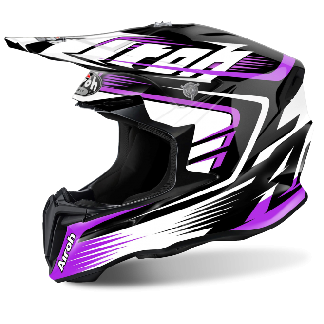 Airoh Twist Motocross helmet Mix Pink Gloss