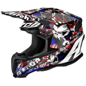 Airoh Twist Motocross helmet Punk