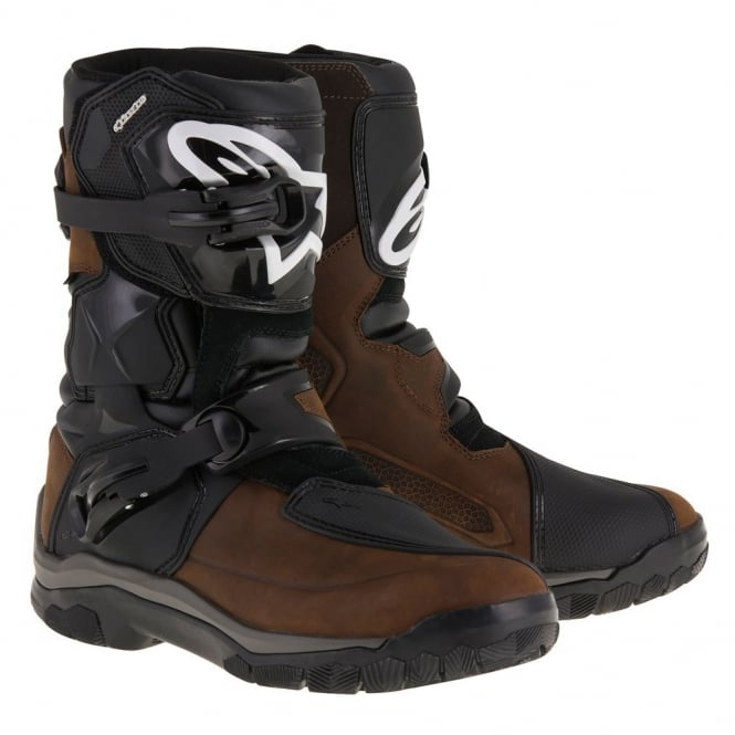 Alpinestars Belize Drystar Boots Oiled Leather Brown / Black