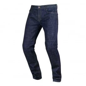 Double Bass Denim Pants With Kevlar Medium Washed