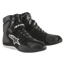 Fastback Wp Shoes Black/White