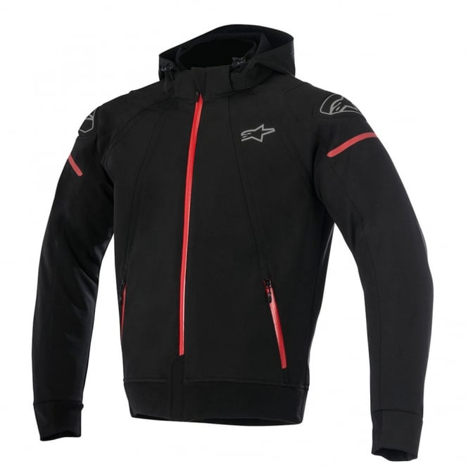 Alpinestars Sektor Tech Hoodie Black Red