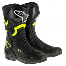 SMX 6 V2 Black / Yellow Fluo