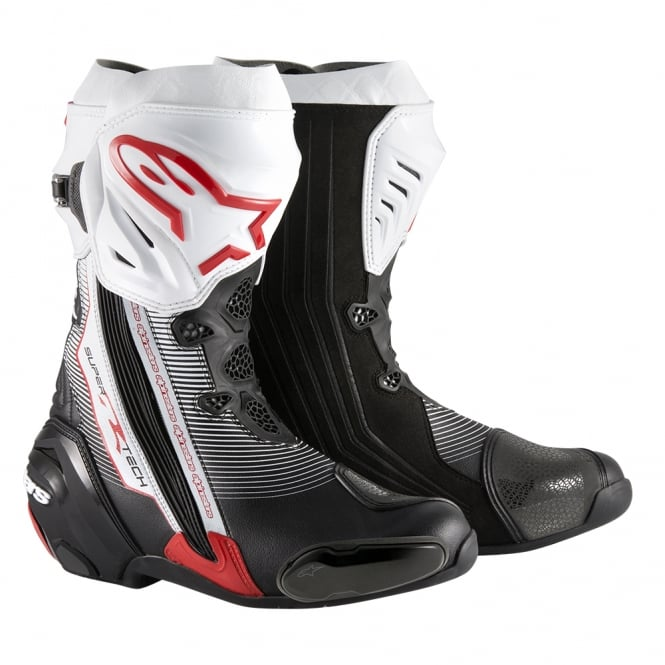 Alpinestars Supertech R Black / White / Red