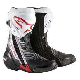 Supertech R Black / White / Red