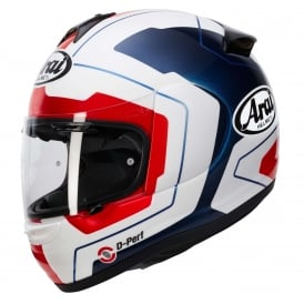 ARAI AXCES III LINE BLUE