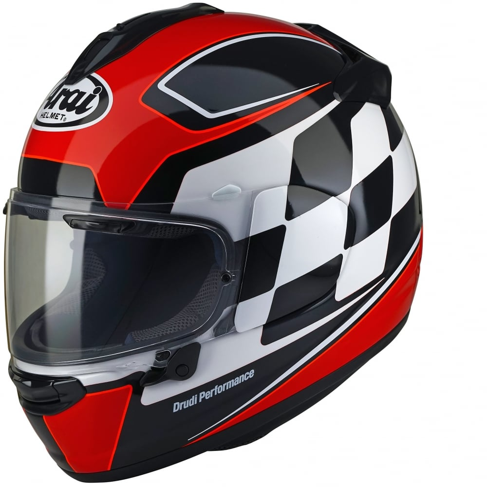 arai arai chaser x finish red motorcycle helmets from. Black Bedroom Furniture Sets. Home Design Ideas