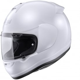 ARAI AXCES III FROST WHITE