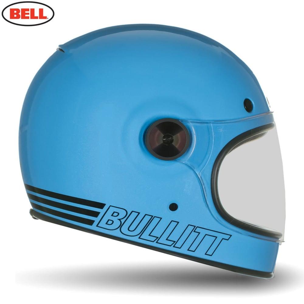 Bell Bullitt Retro Blue