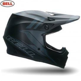 Bell MX-9 Barricade Black
