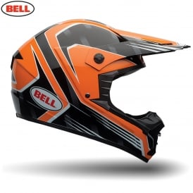 Bell MX SX-1 Race Orange