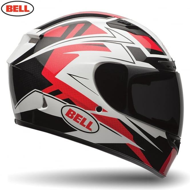 Bell Motorcycle Helmets Bell Qualifier DLX Clutch Red