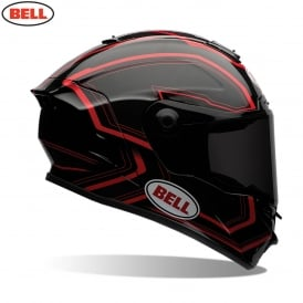 Bell Star Pace Black / Red