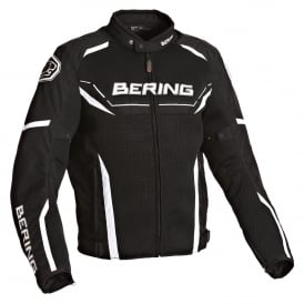 BERING SCREAM JKT BLK/WHT