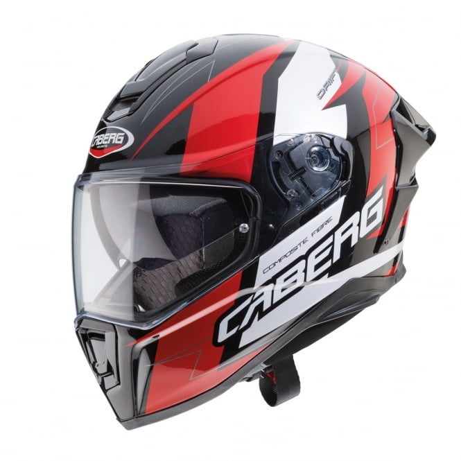 Caberg Drift Evo Speedstar Black/Red/White