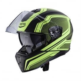 Caberg Drift Flux high vis