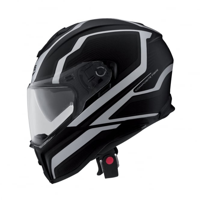 Caberg Drift Flux Matt Black/Anth