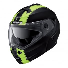 Caberg Duke Legend Matt Black/Fluo