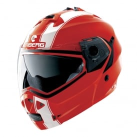 Caberg Duke Legend Red/White