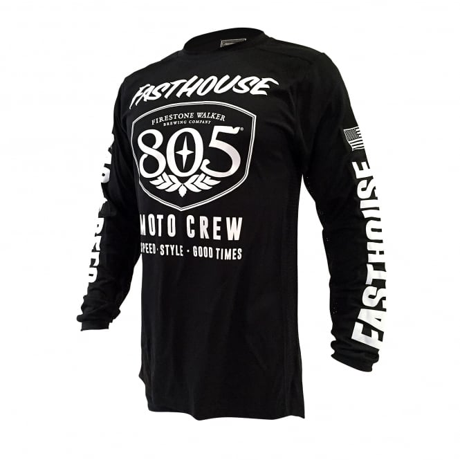 Fasthouse 805 Shield Air Cooled Adult Jersey