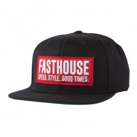 Fasthouse Block House Cap