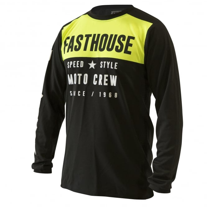 Fasthouse Boss Man Air Cooled Adult Jersey