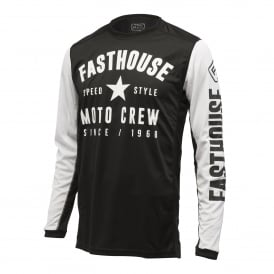 Fasthouse Classic L1 Jersey Black