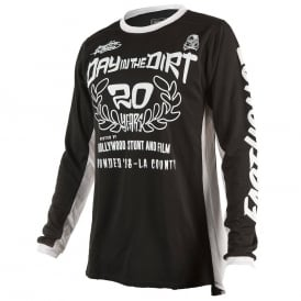 Fasthouse DITD 20 Years Black Jersey