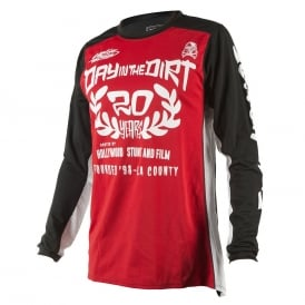 Fasthouse DITD 20 years Red Jersey