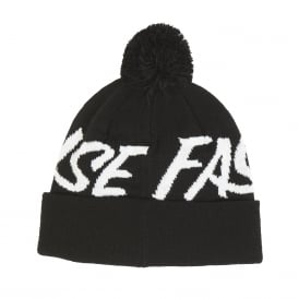 Fasthouse Fastball Beanie (Black) One Size