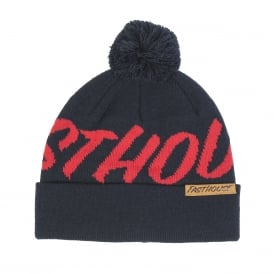 Fasthouse Fastball Beanie (Navy) One Size