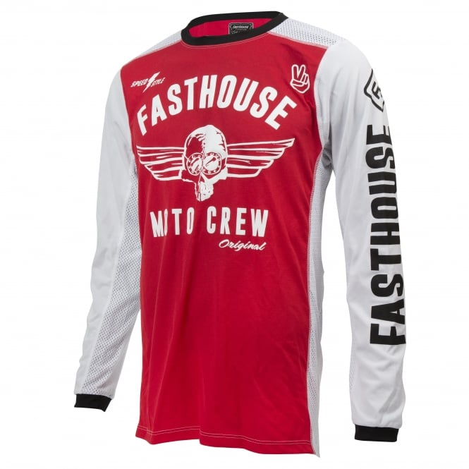 Fasthouse FH Crew Air Cooled Adult Jersey