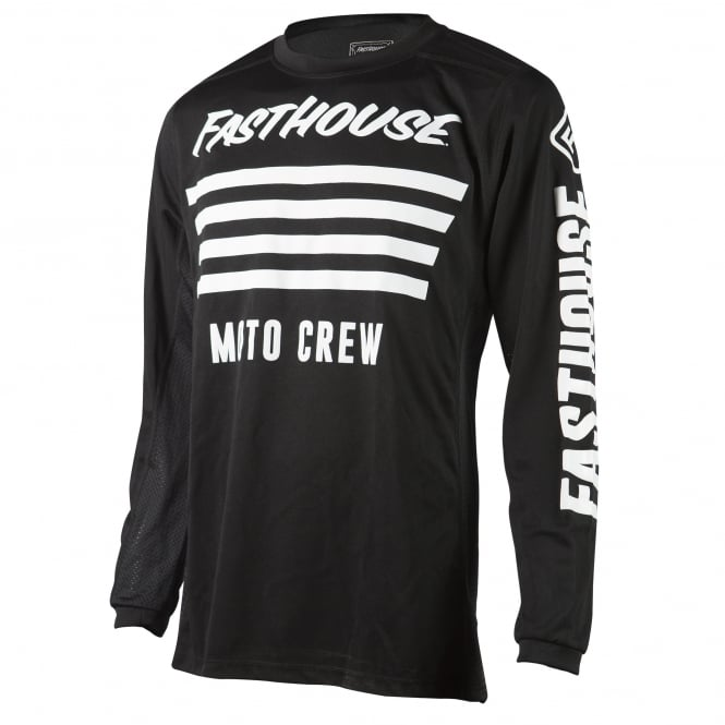 Fasthouse FH Stripes Air Cooled Adult Jersey