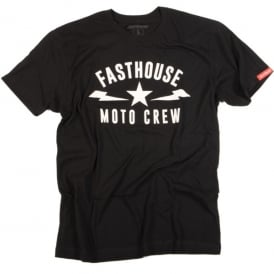 Fasthouse Moto Crew Bolt Adult Tee