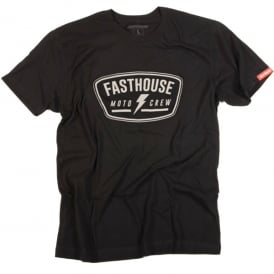 Fasthouse Moto Crew Shield Adult Tee