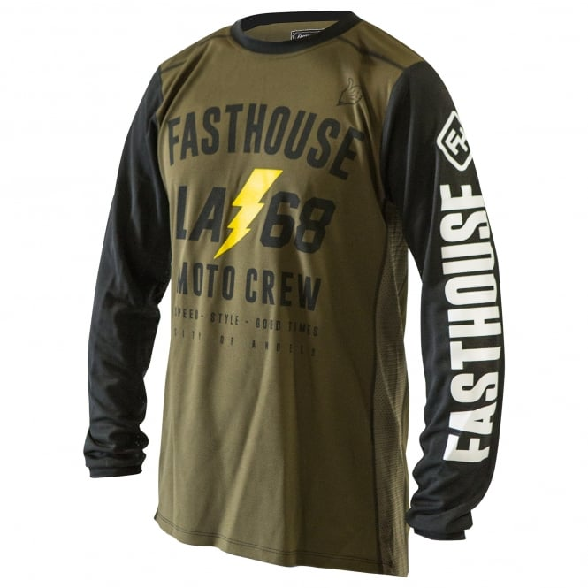 Fasthouse Recon Air Cooled Adult Jersey