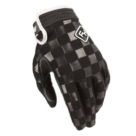 Fasthouse Speed Glove Checkers Black